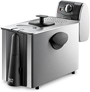 DeLonghi D14522DZ Dual Zone 4-Liter Deep Fryer