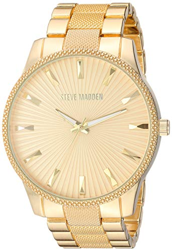 Steve Madden Fashion Watch (Model: SMWS065G)