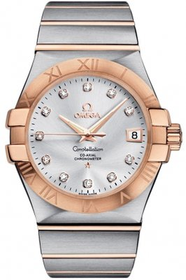 Omega Constellation Omega Co-Axial 35 mm 123.20.35.20.52.001