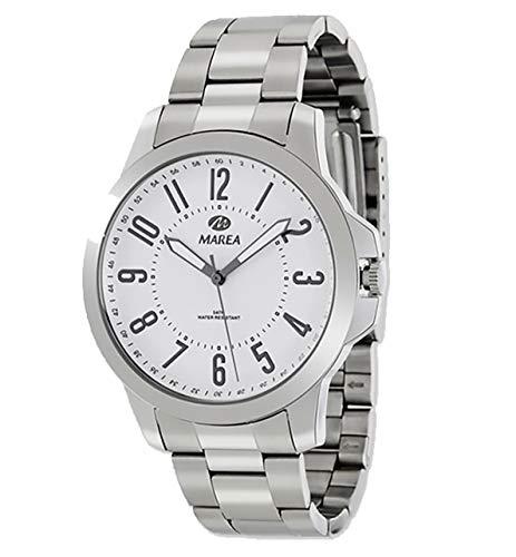 Reloj Marea con Pulsera Plateada Modelo B36143/1