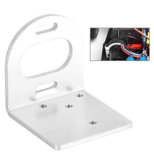 RC-Motorsockel, Metall-Motorhalterung Sitzsockel für 540 3660 3650 Motoren RC-Zubehör( Silber)