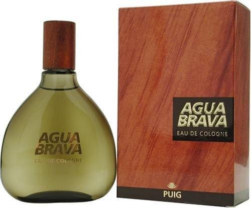 Antonio Puig Agua Brava Eau de Cologne 200 ml (man)