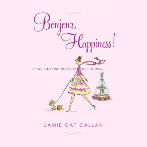 Bonjour, Happiness! cover art