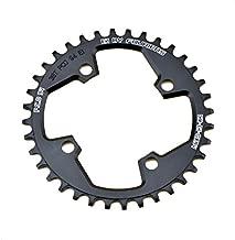 Fouriers Bike CNC Single Chain Ring BCD 94mm 34T 36T 38T 40T For SRAM GXP GX X1 NX