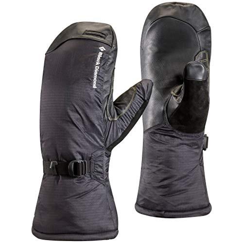 Black Diamond Moufles Super Light - Gants d'hiver imperméables avec insert GORE-TEX - Pour activités sportives par temps très froid / Unisexe, noir, taille XL