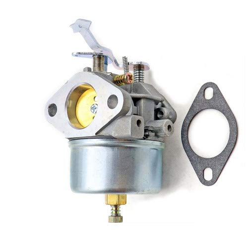 SecosAutoparts Carburetor Carb Fit For Tecumseh HH100 HH120 ENGINE 632424