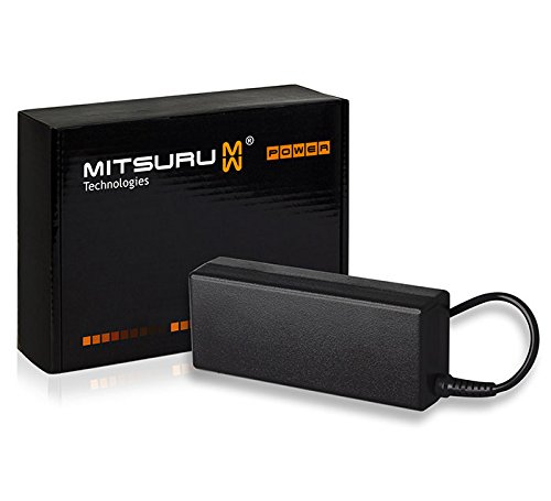 Mitsuru® 80W 19V Netzteil AC Adapter Ladegerät für Fujitsu Siemens Celsius H210, H230 Fujitsu Siemens LifeBook S752, S7220, S7110 WB2, S-7220, S-7210, S-7111, S-7010D, S-7010, S-6520 , mit Netzkabel