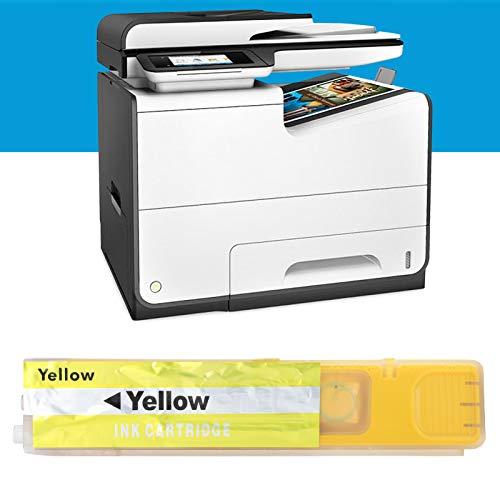 Surebuy Cartucho, Cartucho de Impresora sin taponamiento para Impresora(Yellow, Polar Animals)