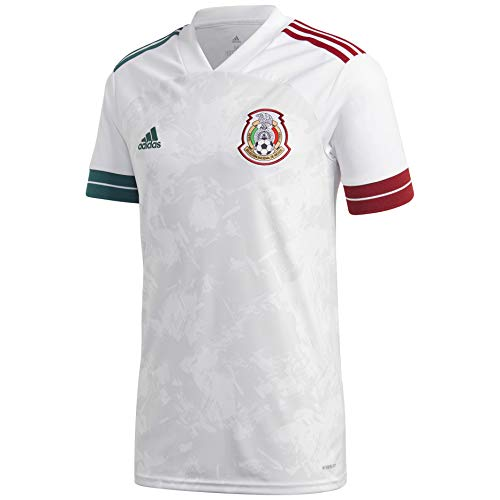 adidas Mexico FMF Away JSY 2020 GC7940 Small White