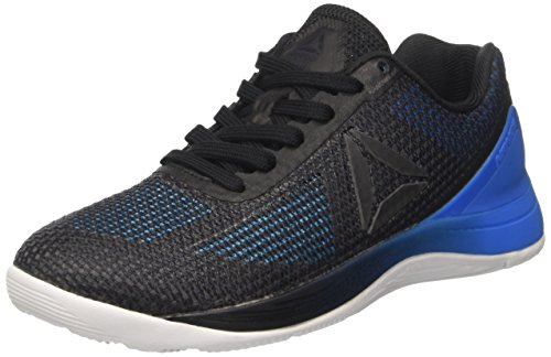 Reebok R Crossfit Nano 7.0, Zapatillas de Running Unisex, Azul (Blue Beam/Horizon Blue/Black/White/Lead), 38.5 EU W