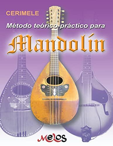 Mandolín: Método tradicional teórico práctico (Spanish Edition)