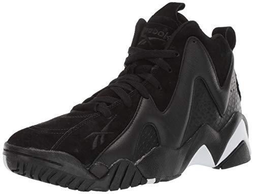 Reebok Kamikaze Ii ATL-Lax Cross Trainer voor heren, zwart/wit, 8.5 M US