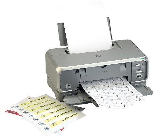 Sattleford Selbstklebende Etiketten: 600 Adress-Etiketten 70x36 mm Universal für Laser/Inkjet (Etikettenpapiere für Drucker)