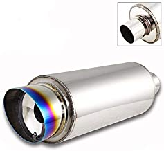 S SIZVER Weld-On Muffler Series 4