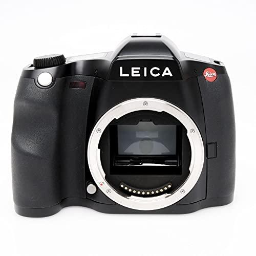 Leica S (Typ 007) Mittelformat-DSLR-Kamera, 37,5 MP, 3-Zoll-LCD-Display, 0,87x optischer Sucher, 4K-Video bei 24 fps, integriertes WLAN und GPS