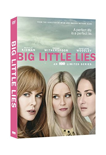 Big Little Lies Temporada 1 [DVD]