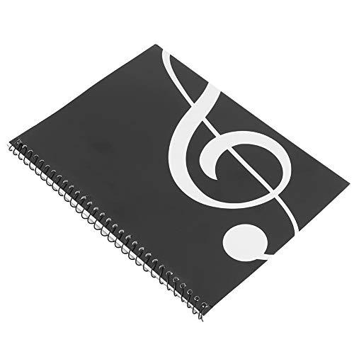Muziek Schrijven Papier, 4 Soorten Cover 50 Pagina's Muziek Notitieboek voor Muziek Creatie Muziek Enthousiast