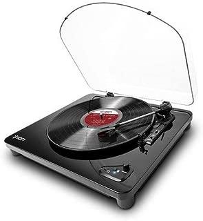 Ion Audio Belt Drive DJ Turntable Air LP   Bluetooth Enabled Thr