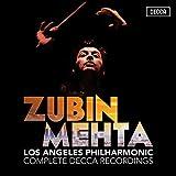 Zubin Mehta / Los Angeles Philharmonic - Complete Decca Recordings