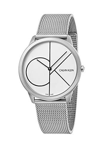 Calvin Klein Reloj de Vestir K3M5115X