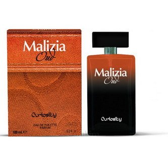 MALIZIA OUD CURIOSITY Parfum EdT 100ml