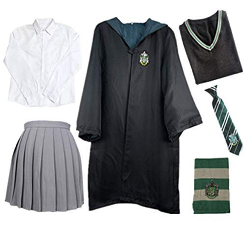 harry potter slytherin uniform