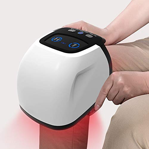 Amazing Deal Knee Massager Pain Treatment Red Light Therapy for Joint Pain Relief Electric Heating D...