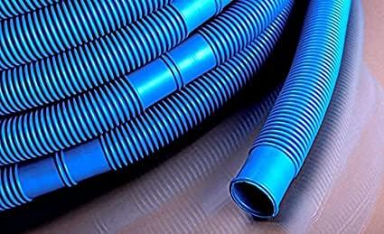 AquaOne Poolschlauch 32mm 9 Meter I Hochwertiger Pool Schlauch für Garten & Schwimmbad I Solarschlauch I Schwimmbadschlauch I Saugschlauch I Pumpenschlauch I Flexibel Wasserschlauch
