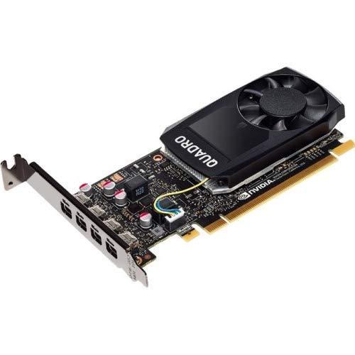 PNY NVIDIA Quadro P1000 Professional Graphics Card (VCQP1000-PB) (renovado)