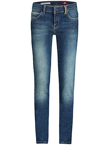 BOOF Solar Donkerblauw - Jeans Kids Jeans Jongens Skinny fit Katoen