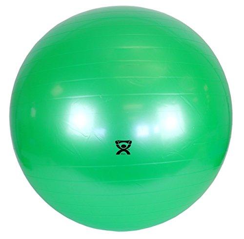 Gymnastikball - Cando® Trainingsball - Sitzball, Durchmesser 65 cm, grün