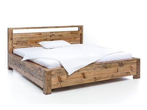 Woodkings -   Holzbett 180x200