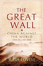 The Great Wall( China Against the World 1000 BC - AD 2000)[GRT WALL][Paperback]