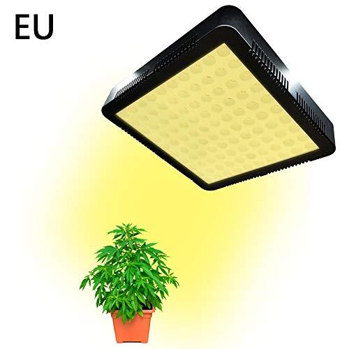 igrometro 1000 W idroponiche per Una Crescita Estremamente Fresca e silenziosa MarsHydro TS 1000 W 2000 W LED Grow Light Full Spectrum per Piante da Interni Verdure e Fiori con termometro