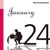 1月24日 My Birthday Book