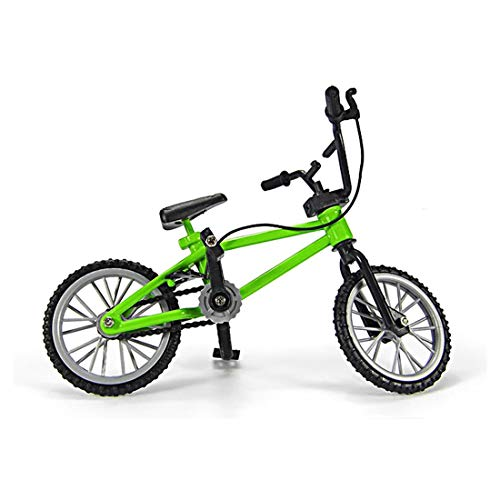 CLKJYF Green Finger Toy Bike Finger Bicycle Toy Cool Boy Toy Creative Game Toy Gift