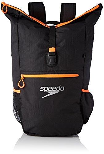 Speedo Team Rucksack III+ Backpack, Schwarz, Einheitsgröße