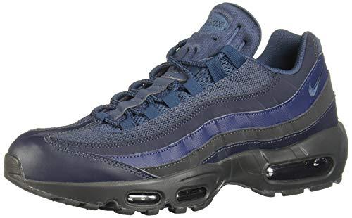Nike Schuhe Air MAX 95 Essential Outdoor Squadron Blue-Squadron Blue (749766-400) 45,5 Blau