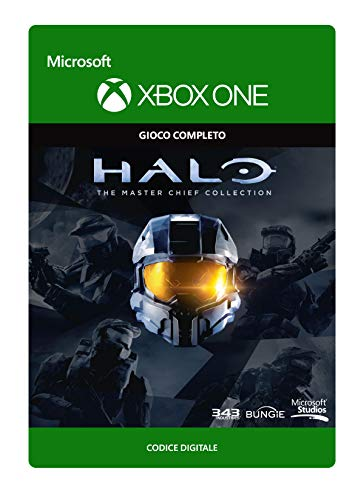 Halo: The Master Chief Collection   Xbox One - Codice download