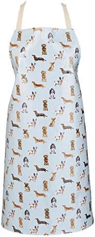 Adults Cooksmart PVC Apron 1743 Curious Dogs product image