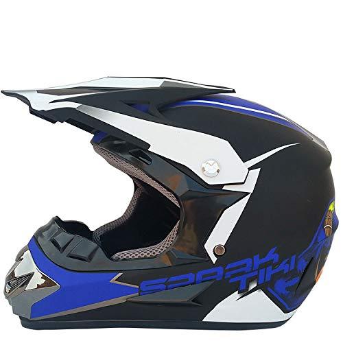 ZJRA Motocross Helmets, Full Face Helmets, Motorcycle Gloves, Goggles, Mountain Bike Helmets, Protective Equipment, Dirt Bike Helmets, DOT/ECE Certification,S