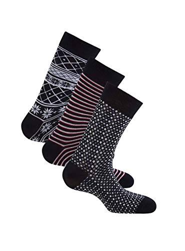 Pepe Jeans Herren Socken bedruckt, Mehrfarbig 43