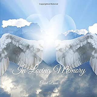 In Loving Memory. Guest Book.