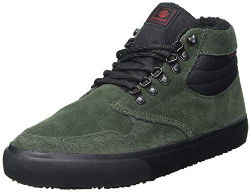 Element Herren Topaz C3 Mid Sneaker, FOREST NIGHT, 39 EU