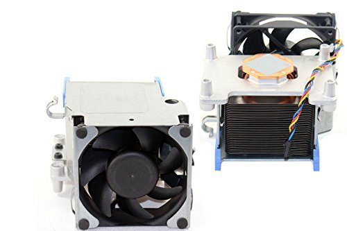 OEM Dell Optiplex 960 DT Fan Heatsink Shroud Assembly G261F XX580 WC236 CP541