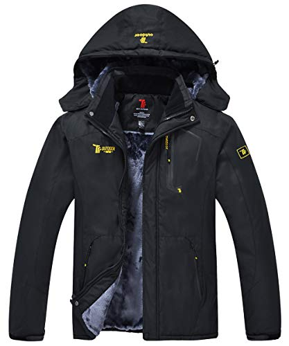 Men's Winter Hooded Jackets