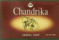 CHANDRIKA SANDAL SOAP 75g(チャンドリカ サンダル石鹸)
