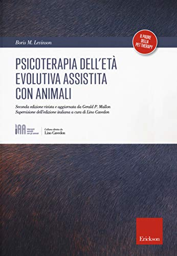 Psicoterapia dell'età evolutiva assistita con animali