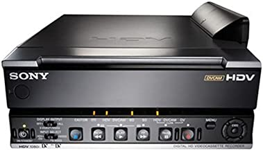 Sony Professional HVRM15U HDV Record/Playback Deck