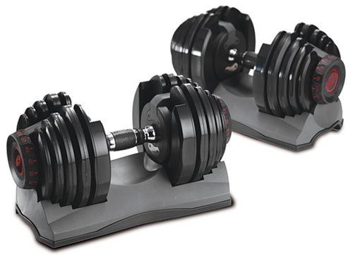 Bowflex SelectTech 552 Dumbbells [Discontinued]
